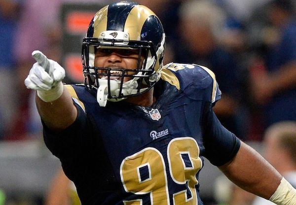 Aaron Donald (Los Angeles Rams, Defensive Tackles)