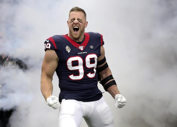 J.J. Watt (Houston Texans, defender)