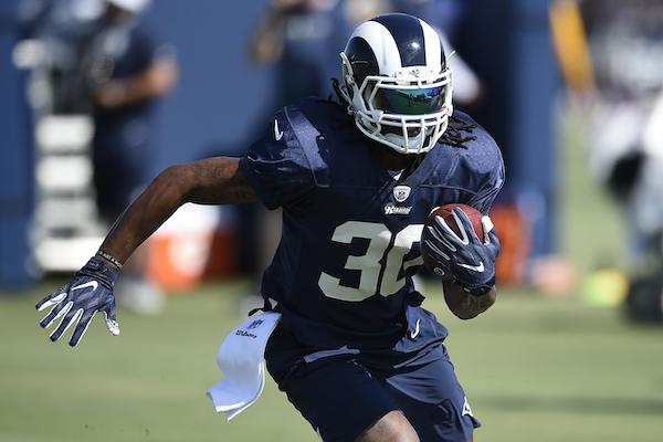 Todd Gurley (Los Angeles Rams, running back)