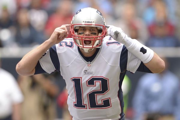 Tom Brady (New England Patriots, quarterback)