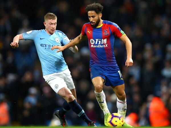 Manchester City - Crystal Palace - freesupertips.cy