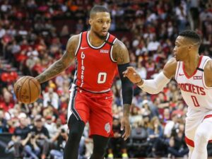 Portland Trail Blazers - Houston Rockets