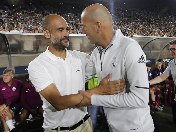Real Madrid - Manchester City - freesupertips.cy