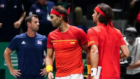 Great Britain were beaten in the semi-finals last year by the eventual winners, Rafa Nadal inspired Spain, at La Caja Mágica in Madrid