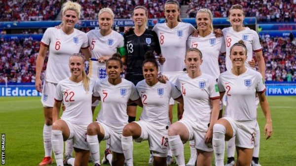 England's World Cup semi-final starting XI