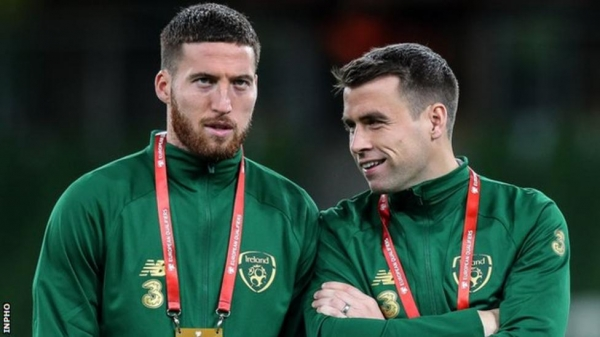 Matt Doherty started at right-back in the Republic's last competitive game against Denmark when Seamus Coleman was ruled out by suspension
