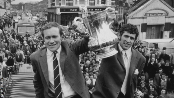 The 1970 win was the first of Chelsea's eight FA Cup victories to date