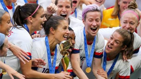 The USA won the 2019 Women's World Cup