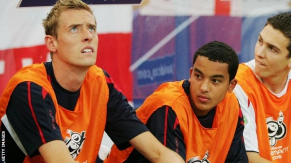 Crouch and Walcott