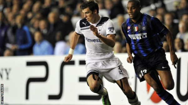 Bale and Maicon