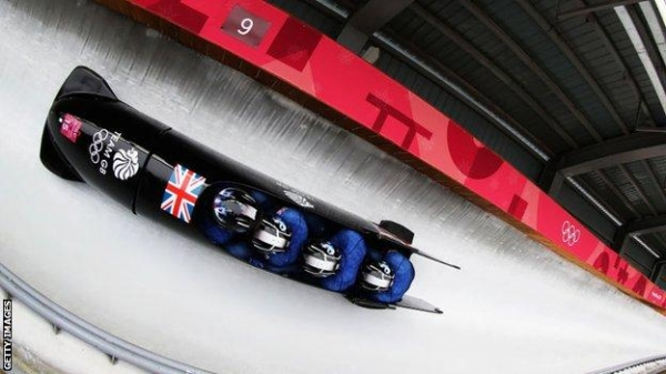 British Bobsleigh at the 2018 Winter Olympics